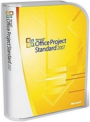 Office Project Standard 2007 Academic Edition