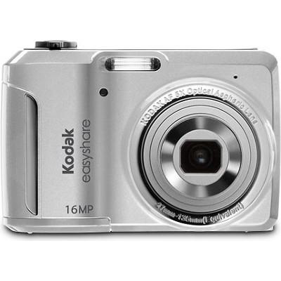 EasyShare C1550 16MP 5x Zoom 3.0 inch LCD Silver Digital Camera
