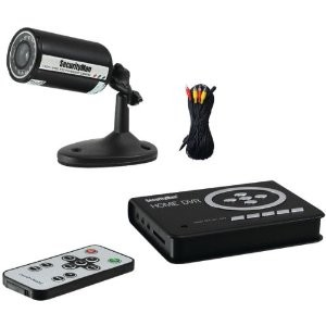 Homedvr-kt1b Indoor/outdoor Wired Camera System Kit