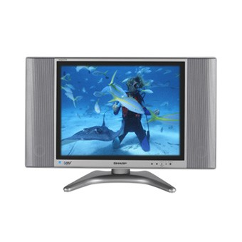 LC-20B6U-S 20` AQUOS LCD TV