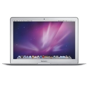 MacBook Air MC504LL/A 13.3-Inch Core 2 Duo Laptop Refurbished w/90 day warranty