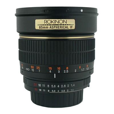 85mm f/1.4 Aspherical Lens for Sony E-Mount