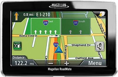 RoadMate 1440 Portable Car Widescreen GPS Navigation System