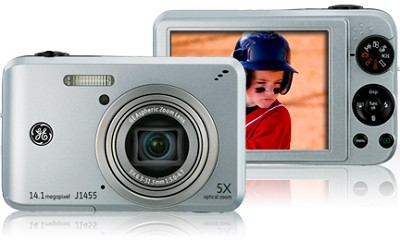J1455 14MP Smart Series Digital Camera Silver