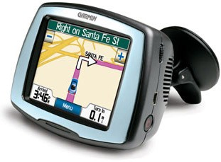 StreetPilot c530 In-car navigation High-sensitivity GPS Receiver