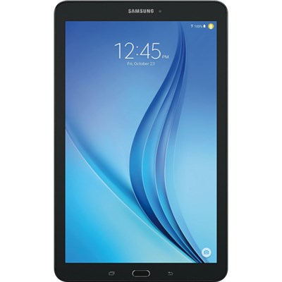 Galaxy Tab E 9.6` 16GB Tablet PC (Wi-Fi) - Black - OPEN BOX