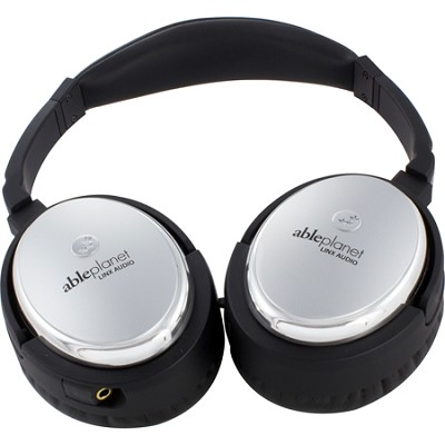True Fidelity Active Noise Canceling Headphones