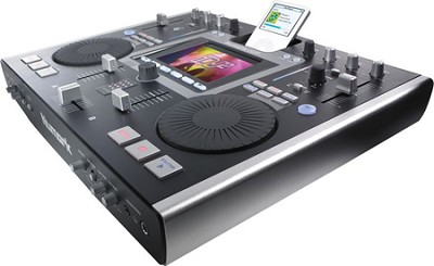 iDJ2 Mobile DJ Workstation with Universal iPod Dock