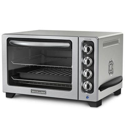 12` Convection Countertop Oven in Contour Silver - KCO223CU