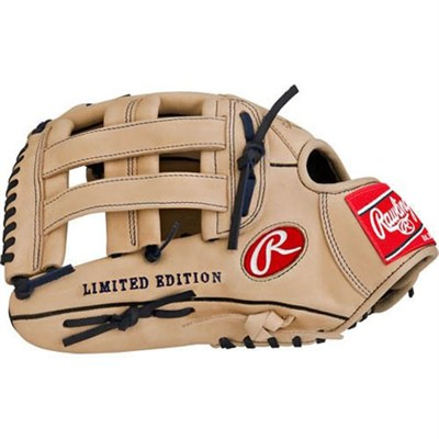 Gamer XLE 2016 Limited Edition Baseball Glove - Camel/Black, Left Hand Throw