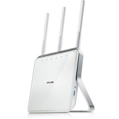 AC1750 Dual-Band Wireless Gigabit Router - Archer C8