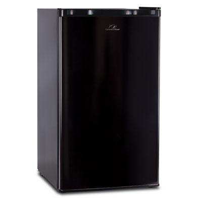 CC 3.2cuFt Fridge Freezer Blk