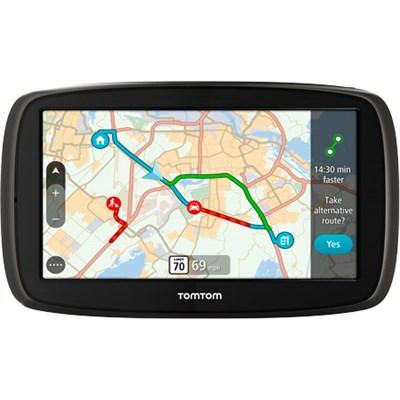 GO 60S Automotive GPS Navigation Device