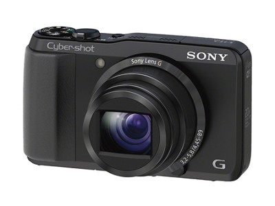 Cyber-shot DSC-HX30V 18.2 MP 20x Optical Zoom Wifi Ultrazoom - OPEN BOX