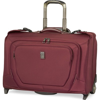 Carry-on Rolling Garment Bag (22`) (Merlot) - 4071440