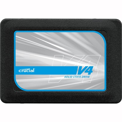 v4 64 GB, SATA 3Gb/s 2.5` (9.5mm) Solid State Drive w/ Easy Laptop Install Kit