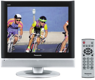 TC-20LA5 20` Diagonal LCD TV with Built-In Stereo Speakers
