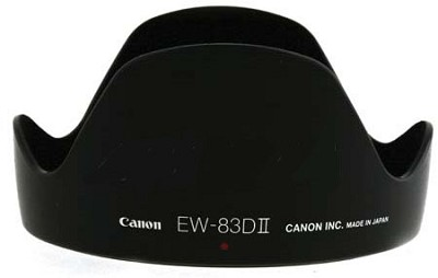 EW-83DII Lens Hood For The EF24 1.4L USM