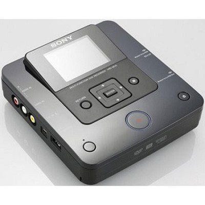 VRDMC6 - DVDirect MC6 DVD Recorder with AVCHD Recording