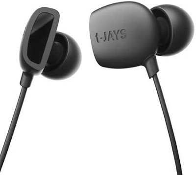 t-JAYS Three In-ear Noise Isolating Earphones - T00078
