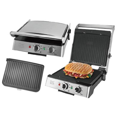 Stainless Steel Eat Smart Grill