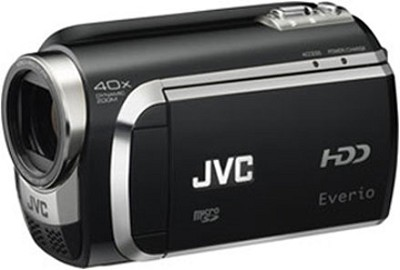 Everio GZ-MG680 120G HDMI Hard Disk Drive Camcorder - Black