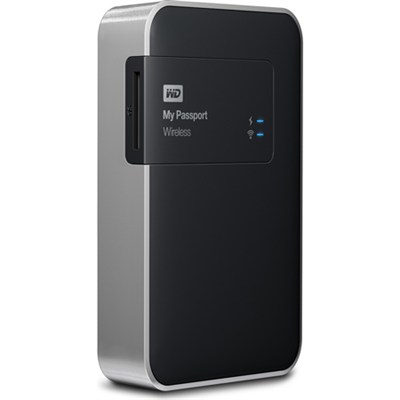 2TB My Passport Wireless External Hard Drive - OPEN BOX