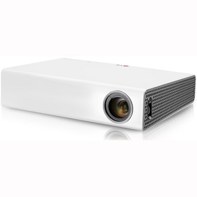PA75U - Slim LED Projector with WXGA Resolution WiDi and Smart TV
