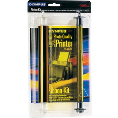 P-RBW Ink Ribbon For P400/P440 - Glossy