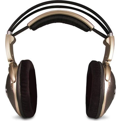 QH-560 Deluxe Open Back Stereo Monitor Headphone