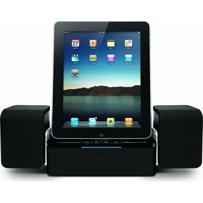 iMM747 iPad /iPhone/iPod Stereo Speaker Dock