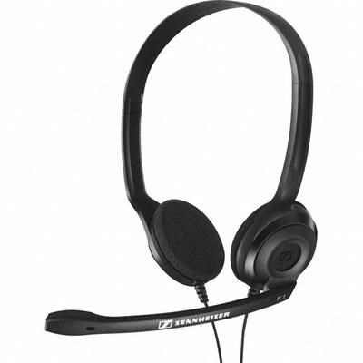 Over-the-Head Binaural VoIP Headset - PC3 CHAT