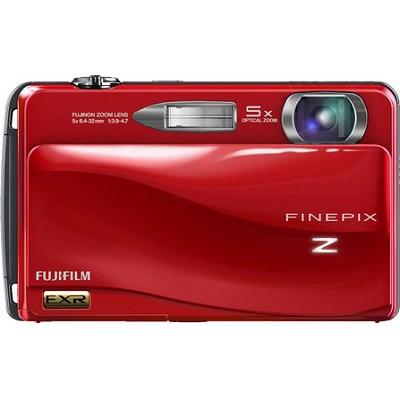 FINEPIX Z700EXR 12 MP Digital Camera (Red)