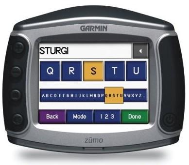Zumo 450 Motorcycle GPS Navigator