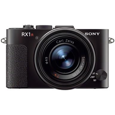 RX1R 24MP Cyber-Shot Full-frame 24.3MP Digital Camera - Black - OPEN BOX