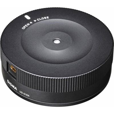 USB Dock for Sony Lens