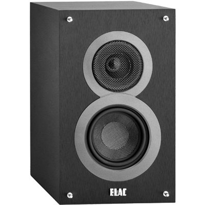 Compact Debut B4 4` Bookshelf Speaker Pair Black - DB41-BK