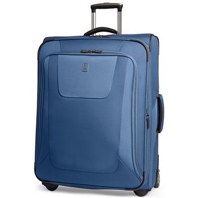 Maxlite3 28` Blue Expandable Rollaboard Luggage