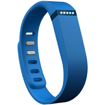 Flex Wireless Activity + Sleep Wristband  Blue - OPEN BOX