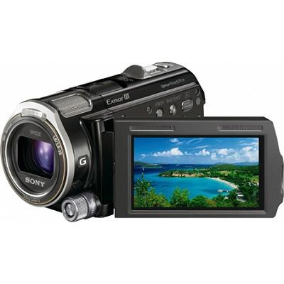HDR-CX560V 64GB Flash Memory Handycam Full HD Camcorder w/ GPS-OPEN BOX