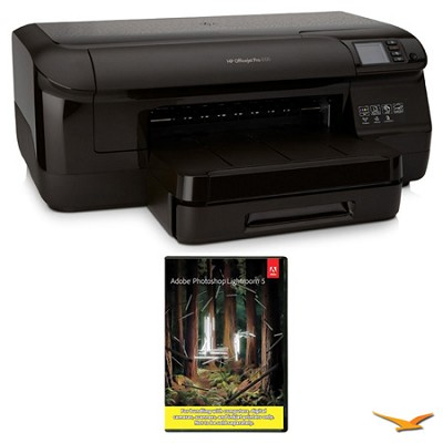 Officejet Pro 8100 ePrinter with Photoshop Lightroom 5 MAC/PC