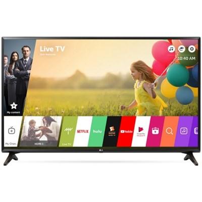 49LJ550M 49` Class (48.5` Diag) Full HD 1080p Smart LED TV (OPEN BOX)