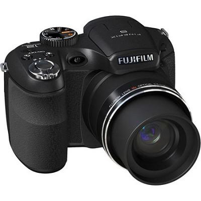FinePix S2550 18x Wide Angle Zoom 12 MP Digital Camera(S2700 Retail Edition)