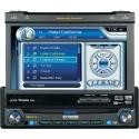 VM9412 In-Dash DVD/CD Receiver with 7` LCD Monitor