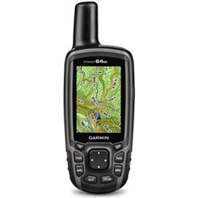 GPSMAP 64st Worldwide Handheld GPS 1 Yr. BirdsEye Subscription Canada Maps