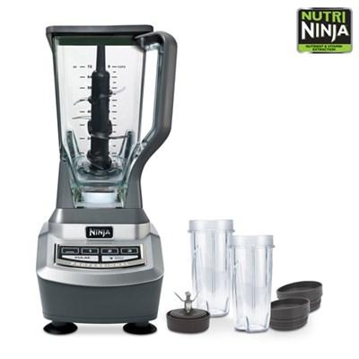 BL740 Ninja Professional Blender & Nutri Ninja Cups -Certified Refurbished