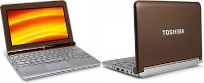 NB305-N440BN 10.1-Inch Java Brown Netbook