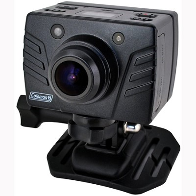 Bravo 1080p Full HD Xtreme Sports Helmet Camera with Mounts (CXS2WP)