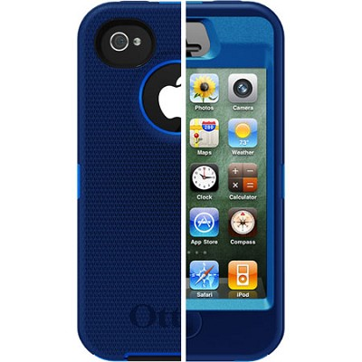 OB iPhone 4/4S Defender - Ocean PC / Night Blue