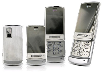 KE970 Shine (Unlocked) Cell Phone
